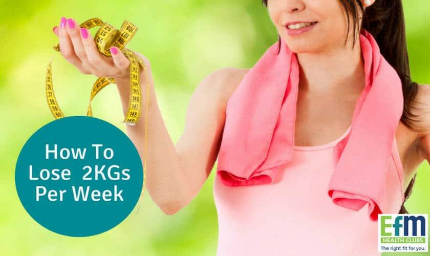 Comment prendre 2 kg rapidement?