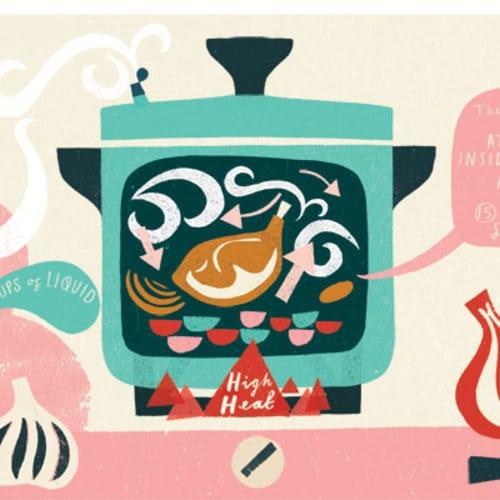 Comment fonctionne la cuisson sous pression?