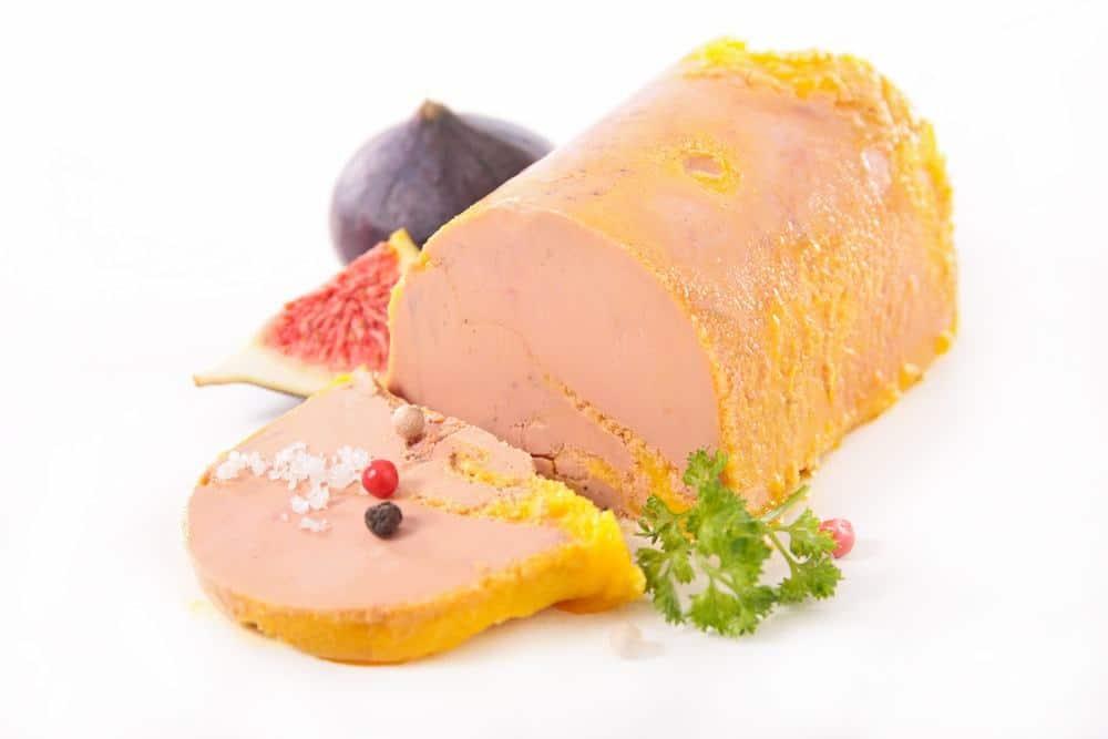 Qu'est-ce qui va bien avec le foie gras?
